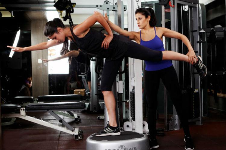 Katrina Kaif workout regime