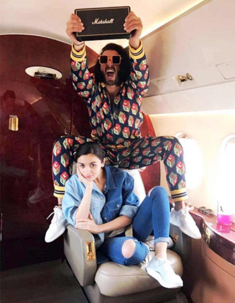 Alia Bhatt has got a personal Betaal to her Vikram
