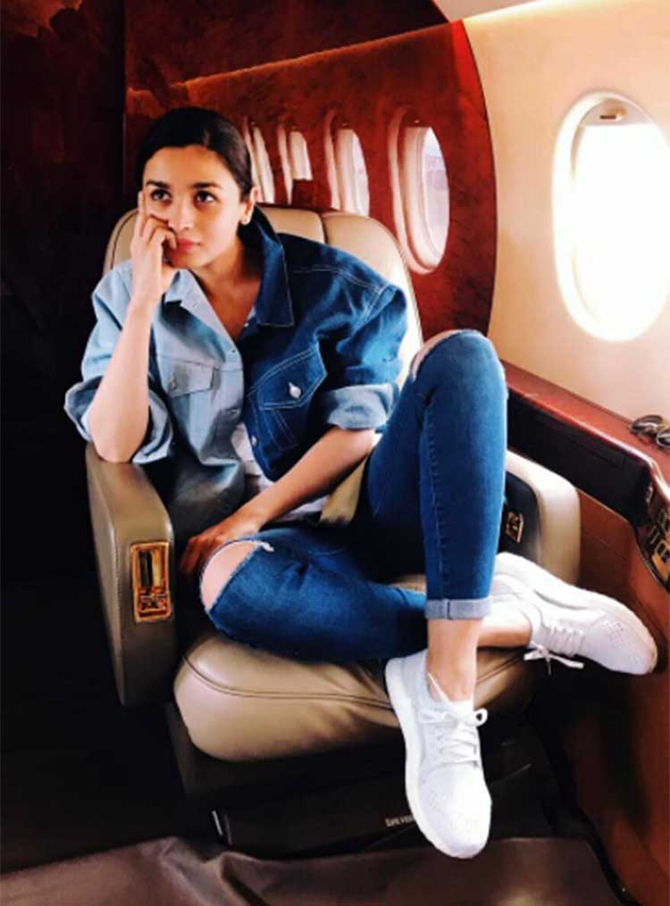 Alia Bhatt lost in her sense of wonderment