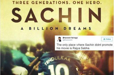 Sachin: A Billion Dreams, Sachin Tendulkar