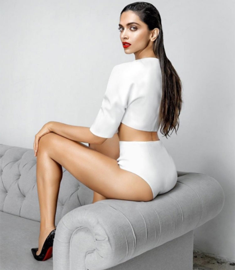 Deepika Padukone looks super sexy in this photo from Maxim shoot