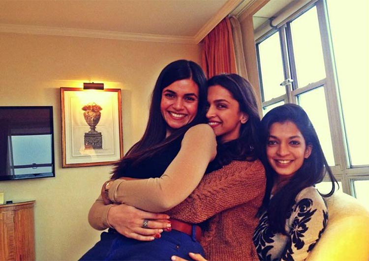 Deepika Padukone's cute pic with her best friends