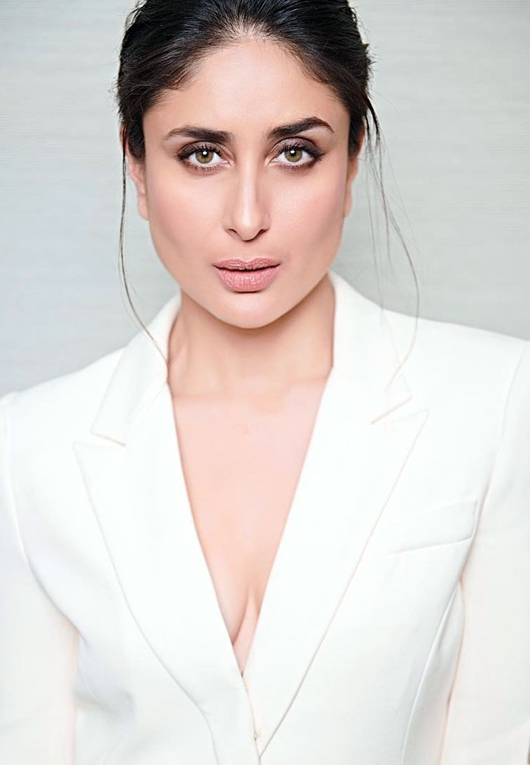 Kareena Kapoor looks like a vision in white