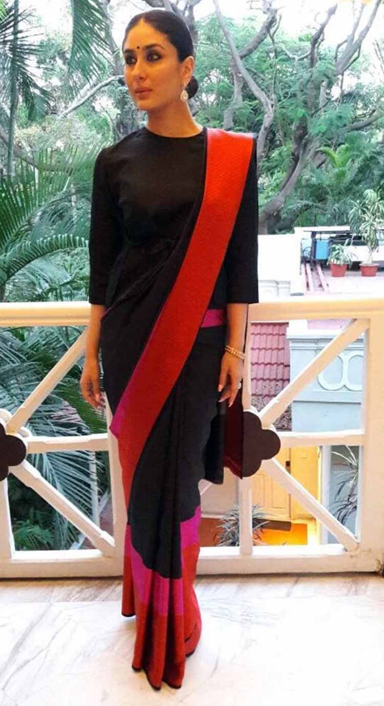 Kareena Kapoor's look for Bengaluru International Film Festival