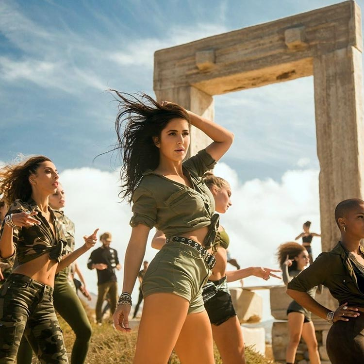 Katrina Kaif is looking hotter than ever in this look from Tiger Zinda Hai