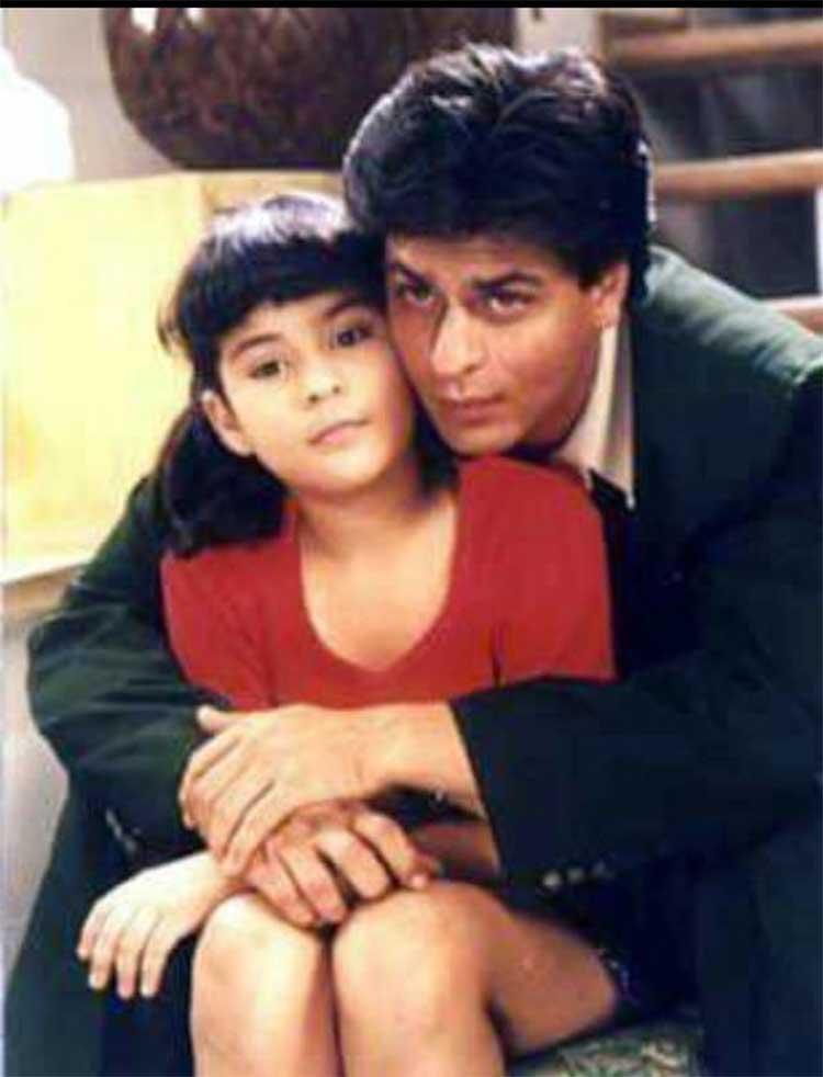 Rahul from Kuch Kuch Hota Hai is a caring father like Karan Johar
