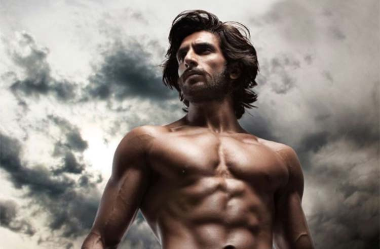 Ranveer Singh Looks Super Sexy In This Hot Frame