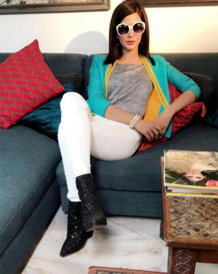 Hindi Medium actress Saba Qamar is a real life stunner  See pics