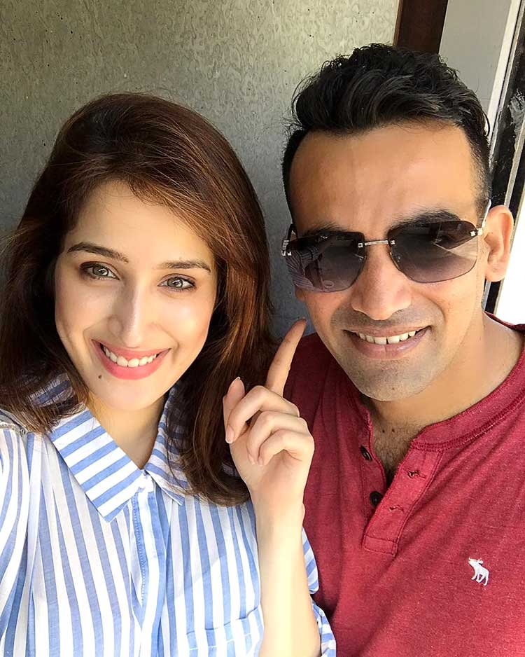 Sagarika Ghatge loves Zaheer Khan's new look