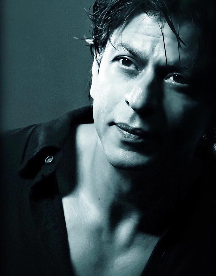 Shah Rukh Khan shares his first look from Anand L. Rai's next