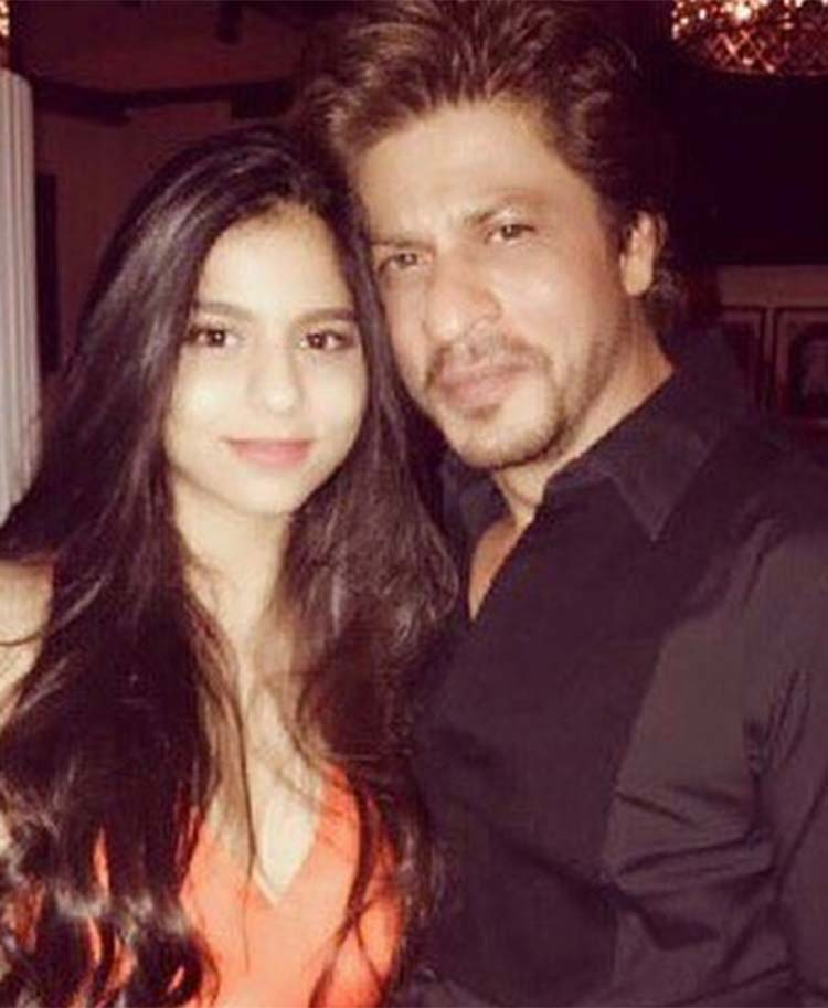 Shah Rukh Khan's personal photo with daughter Suhana