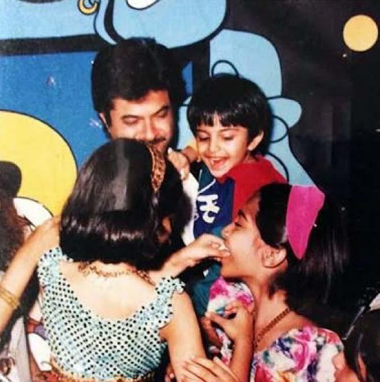 Sonam Kapoor shares a cute throwback pic on Harshvardhan's birthday