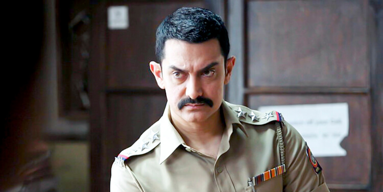 Aamir Khan's resilient cop avatar from Talaash: The Answer Lies Within