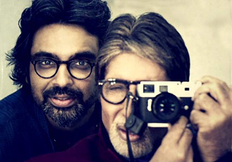 Amitabh Bachchan in photographer mode on Instagram