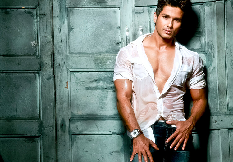 Shahid Kapoor Hot And Sexy Photos Shahid Kapoor Hot Hd Wallpapers