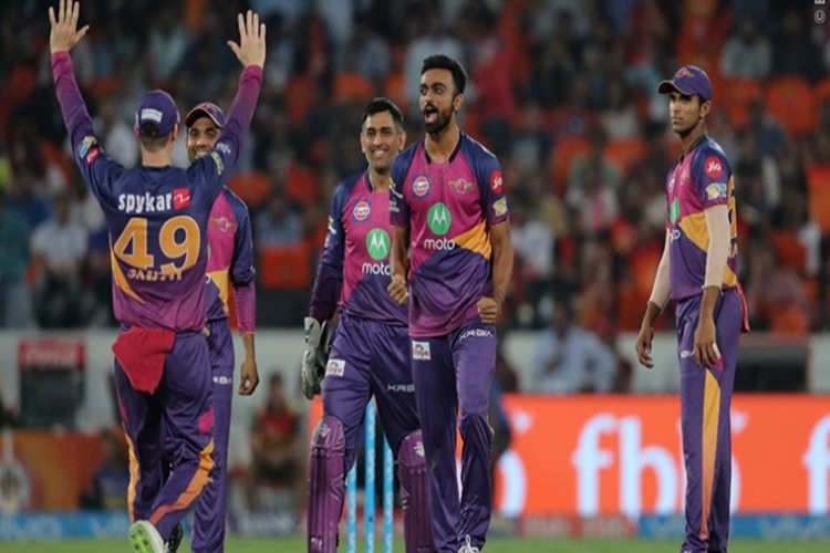 Mumbai beat Pune in tense IPL final