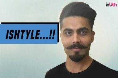Ravindra Jadeja new look