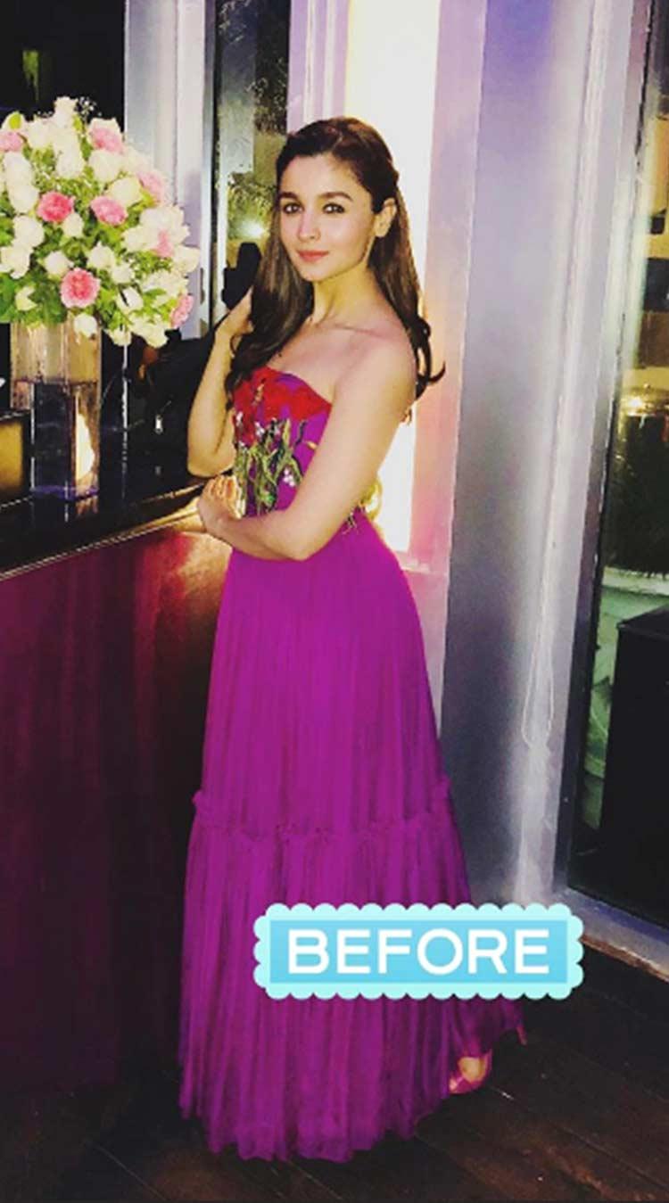 Alia Bhatt all set for her friend's post-wedding functions