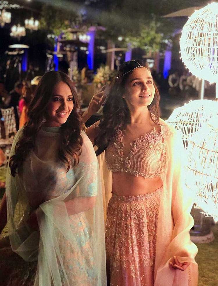 Alia Bhatt and Akansha Ranjan Kapoor look dreamy in this week
