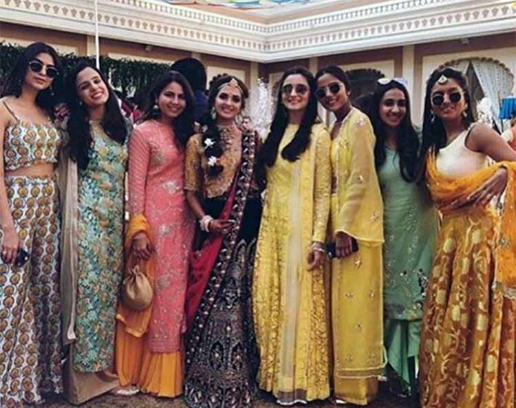 Alia Bhatt and her girl gang with Kripa Mehta