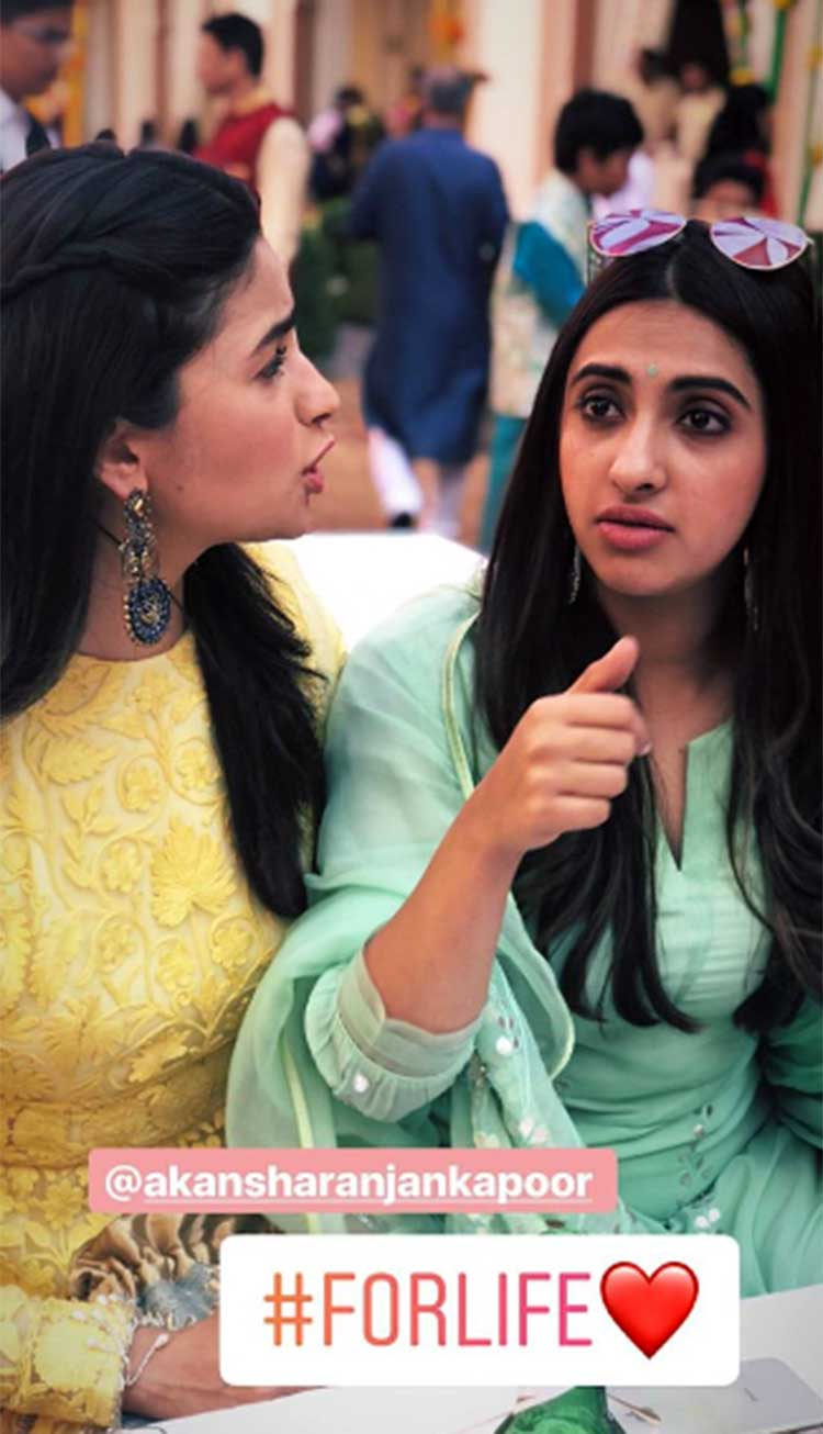 Alia Bhatt snapped candid with BFF Akansha Ranjan Kapoor