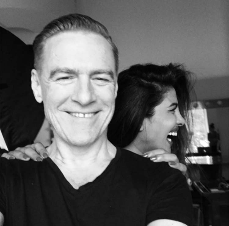 Bryan Adams clicks the most beautiful selfie with Priyanka Chopra