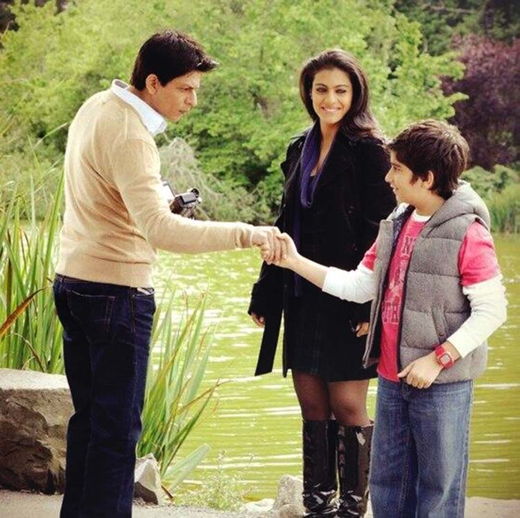 Karan Johar is going to be a friend to his kids like Rizwan from My Name is Khan
