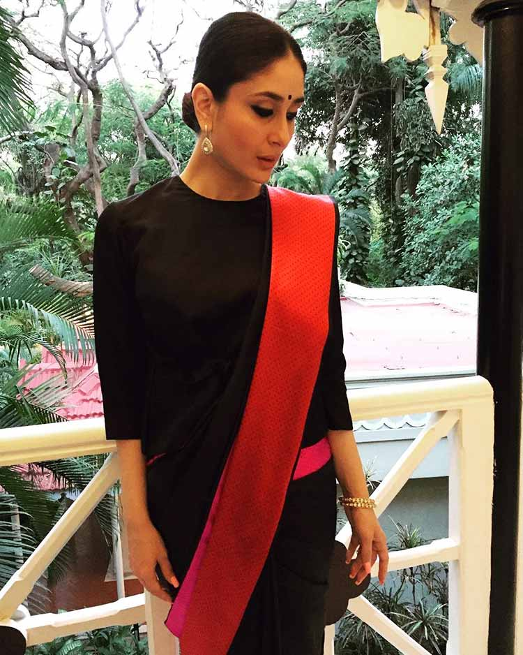 Kareena Kapoor in Raw Mango for Bengaluru International Film Festival 2018