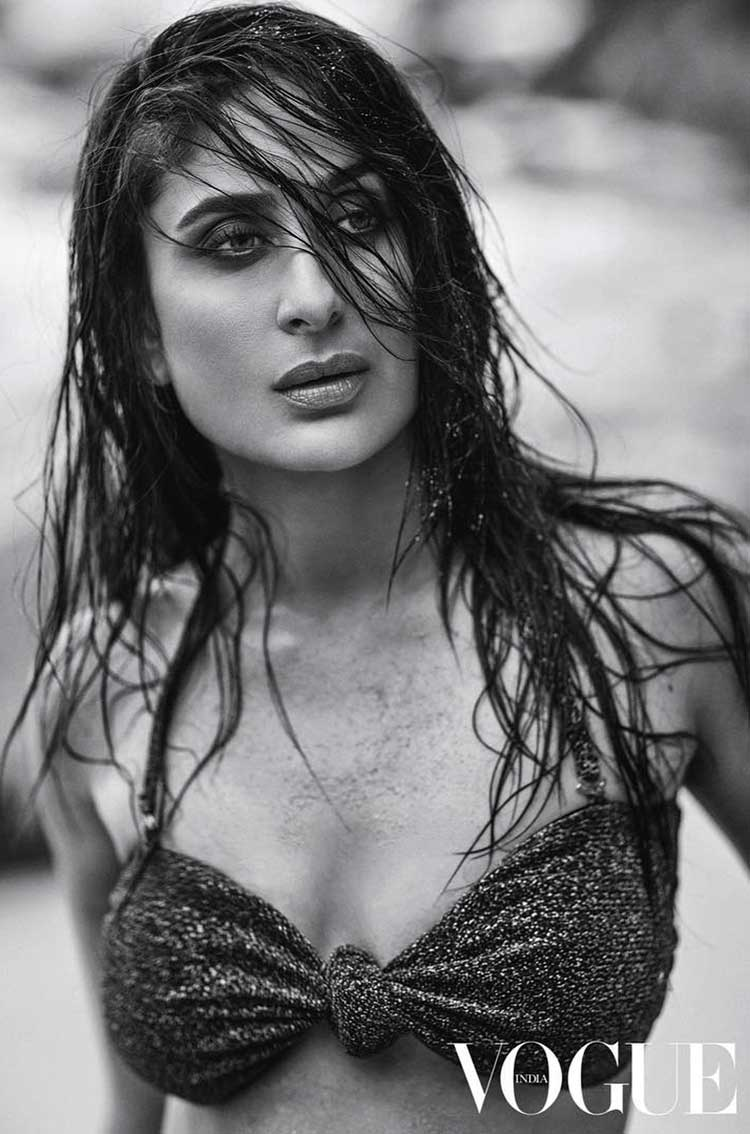 Excited Necked pictures of kareena topic, pleasant