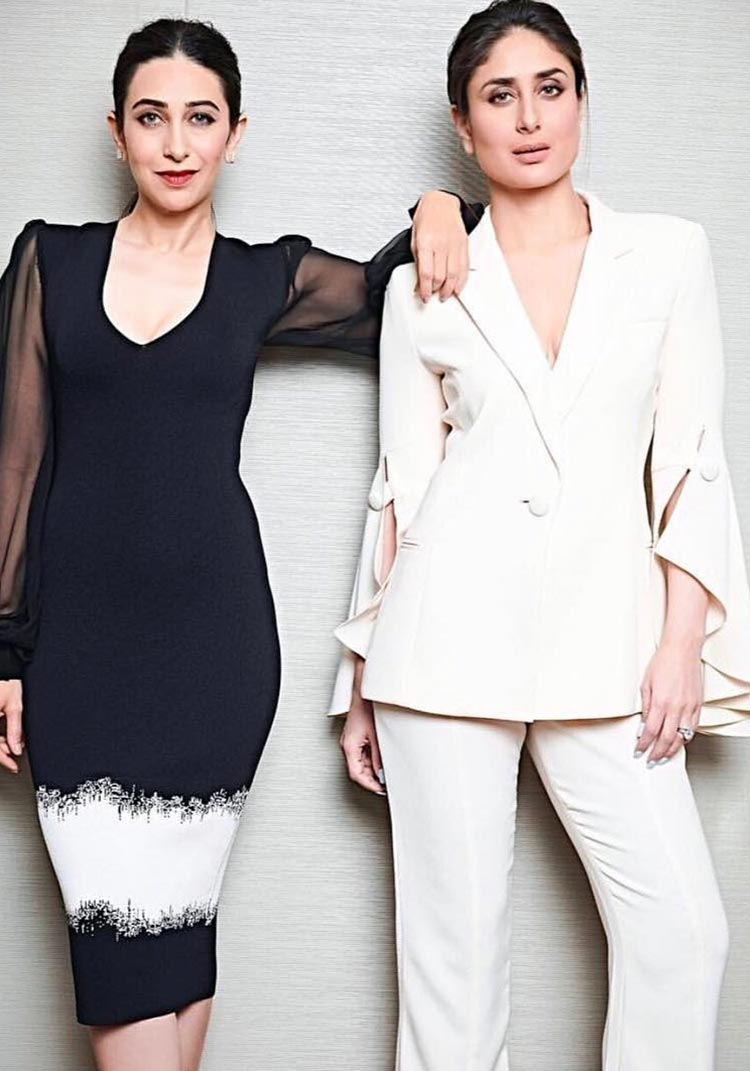 Kareena and Karisma Kapoor all set to slay at an event