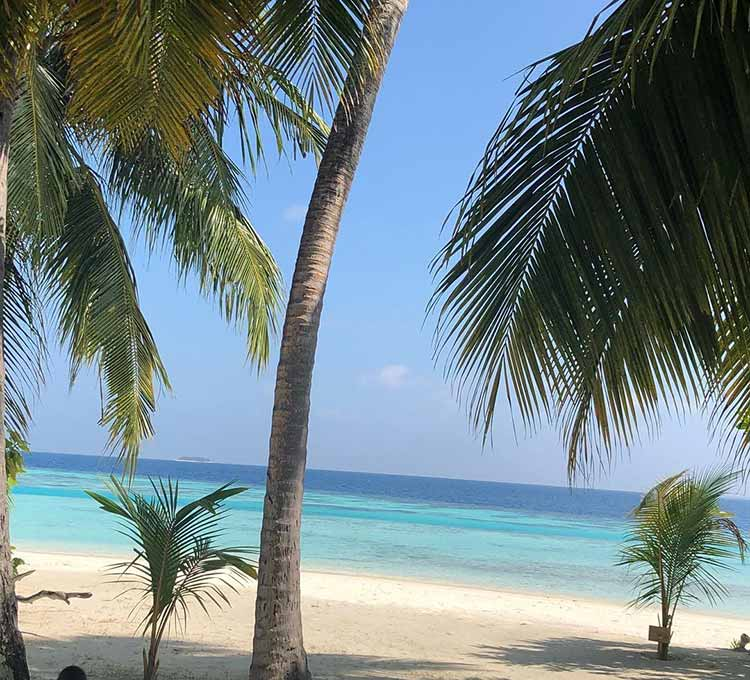 Sagarika Ghatge and Zaheer Khan's happy mornings in Maldives