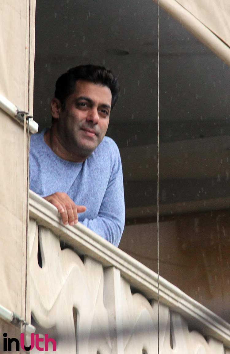 Salman Khan's personal photo from Eid 2017