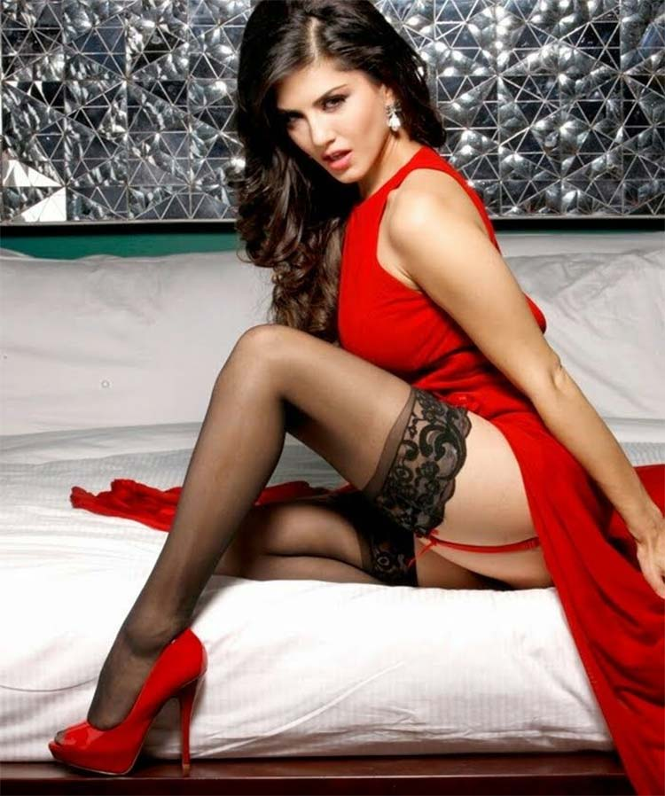 Sunny Leone just made red look sexier