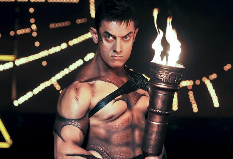 Aamir Khan's stunning stunts in Dhoom3