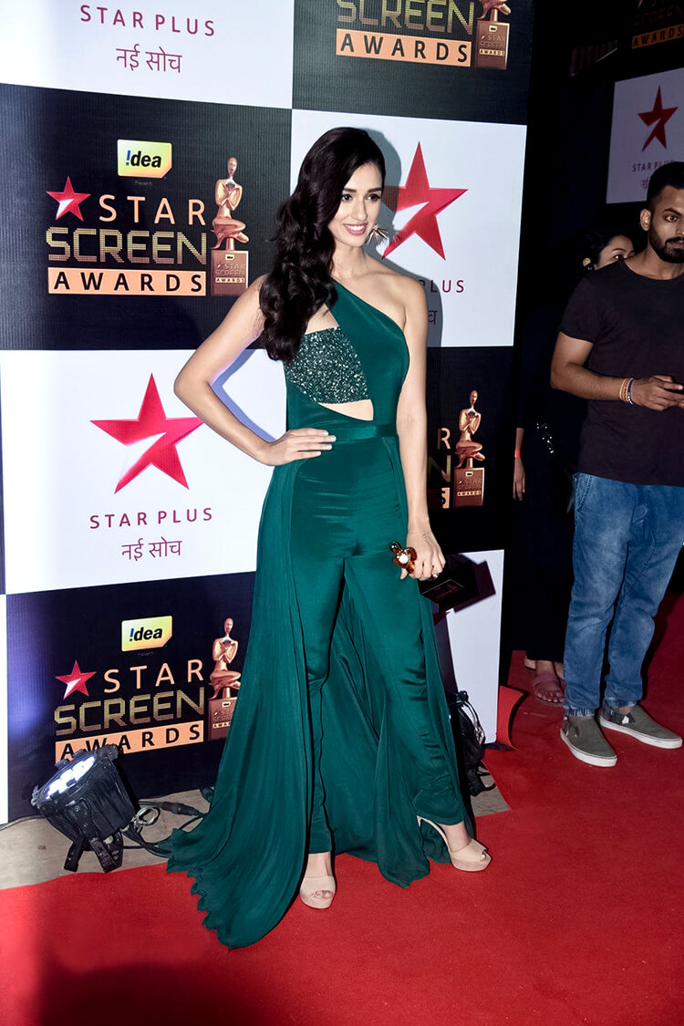 Disha Patani at Star Screen Awards event