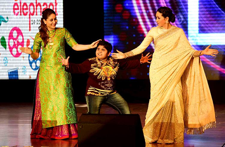 Kareena Kapoor at International Children's Film Festival of India event