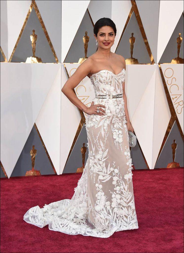 Priyanka Chopra at Oscar 2016 event