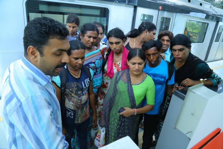 Kochi Metro Rail Ltd. hires 23 transgenders