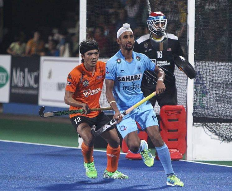 India V Malaysia