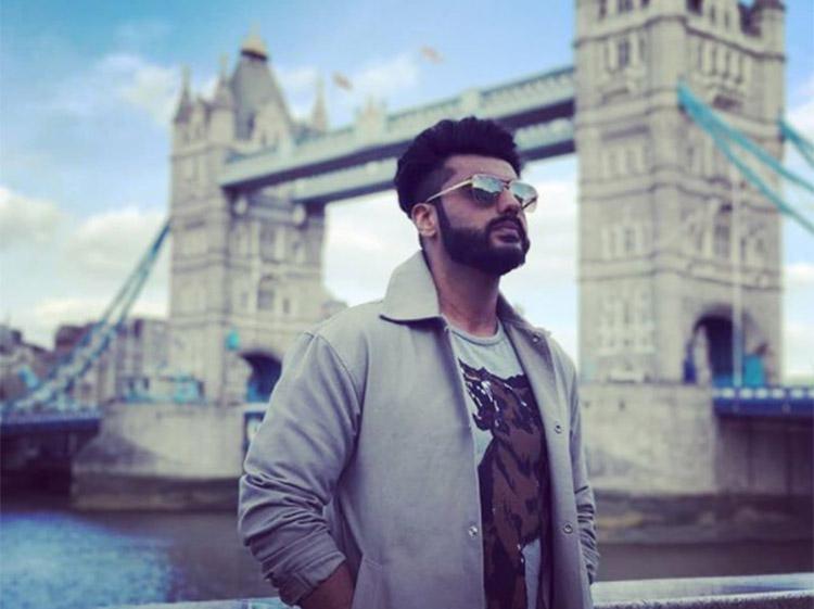 Arjun Kapoor looks super hot in this Instagram post
