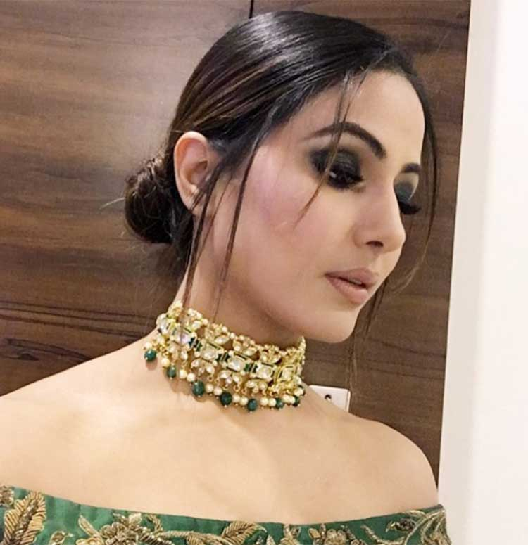 7 Hina Khan Hairstyles That Will Help You Look Sassy And Pretty