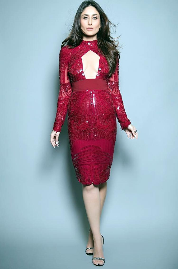 Kareena Kapoor Khan is slaying in this red hot avatar