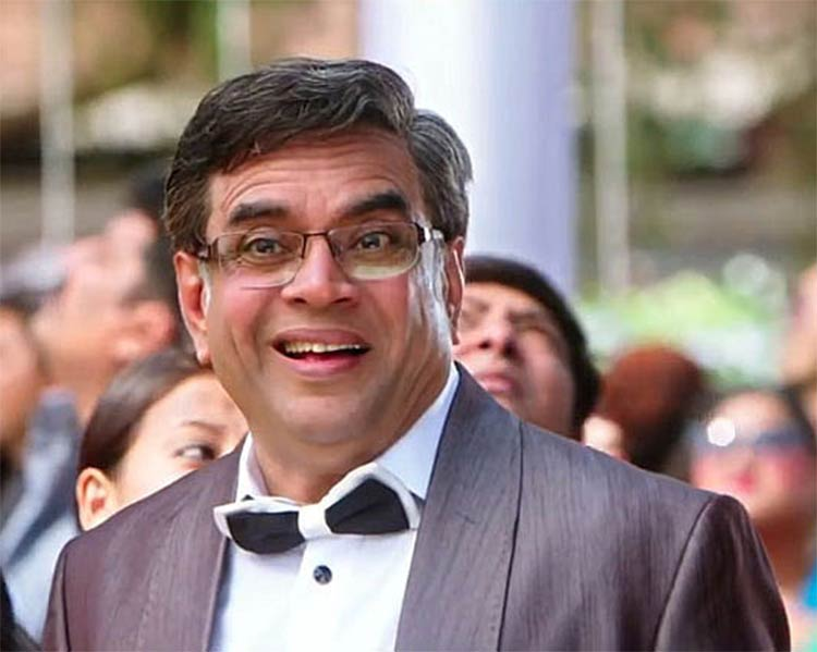 Paresh Rawal's Dr. Ghunghroo from Welcome