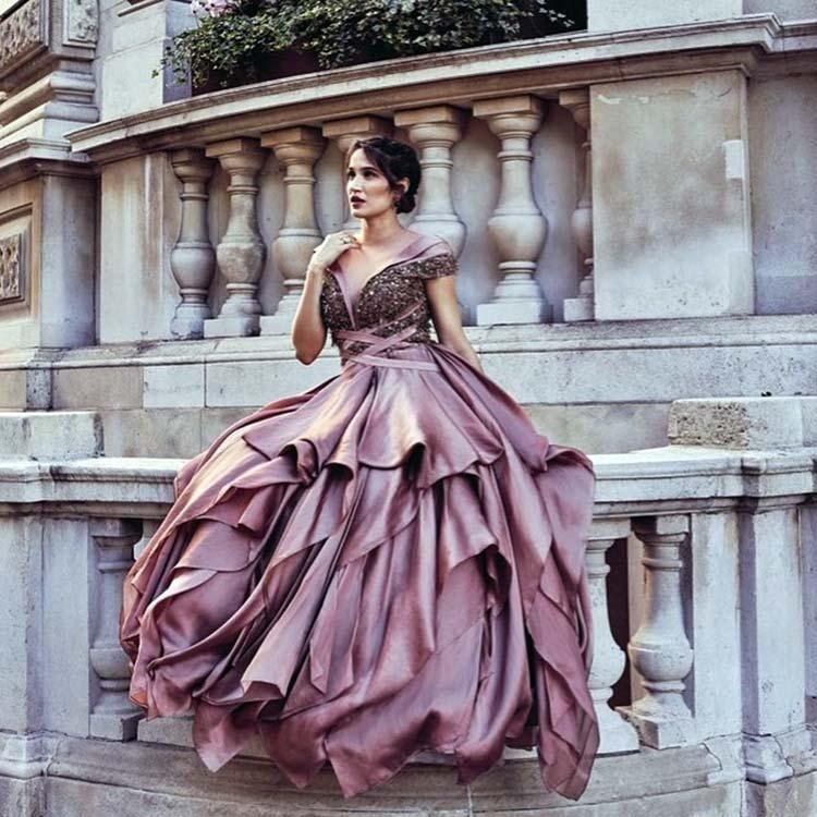 Sagarika Ghatge channeling her inner princess for Harper's Bazaar Bride shoot