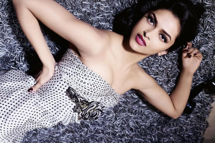 Hot Deepika Padukone is making polkas all the more sexier