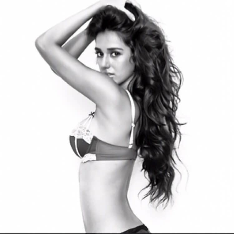 Disha Patani is looking dead sexy here