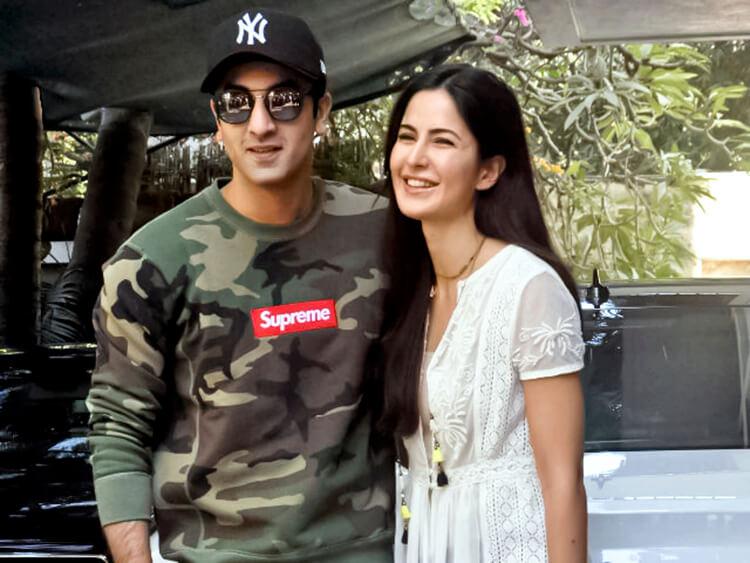 Katrina Kaif shares some personal moments with Ranbir Kapoor