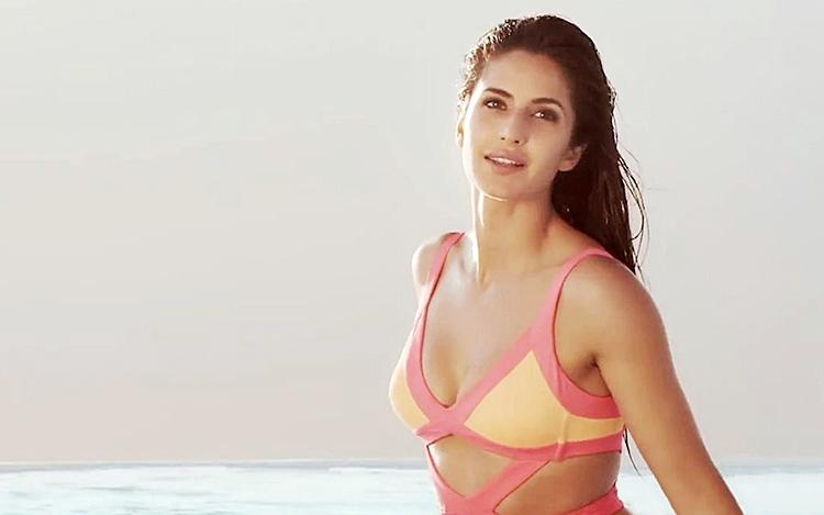 Katrina Kaif's bikini look from Bang Bang