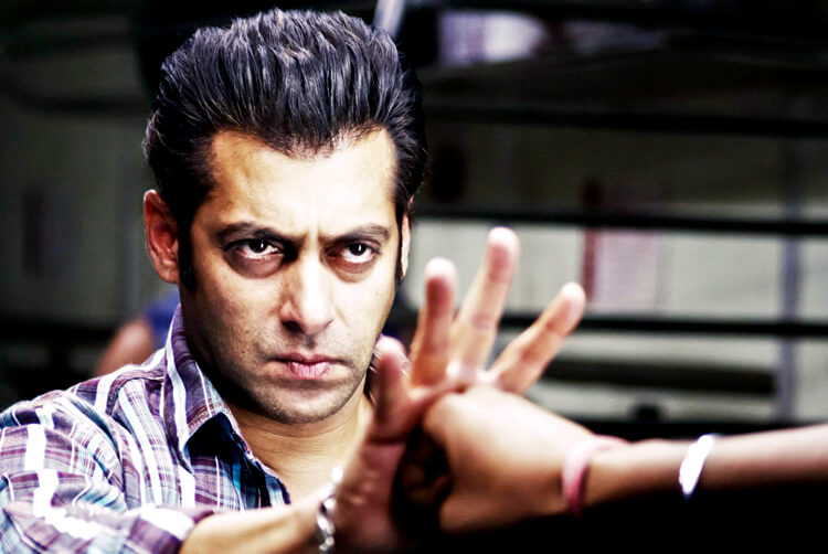 Salman Khan is the most Wanted superstar