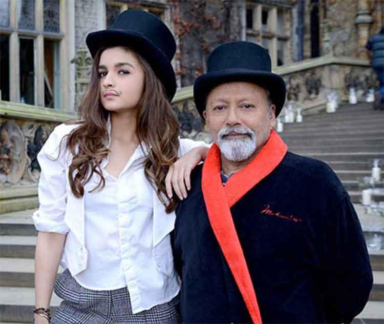 Bipin Arora from Shaandaar is a possessive father we believe Karan Johar is going to be